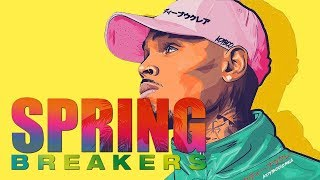"||SOLD||  Chris Brown Ft. Lil Dicky Type Beat 2018 ""Spring Breakers"""