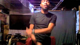 kent thomas singing omarion im tryna (cover)