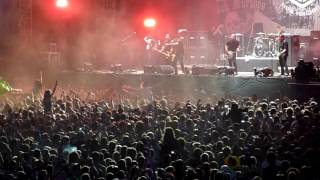 Dropkick Murphys - I'm Shipping Up To Boston [HD] live