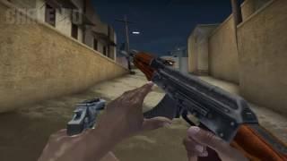 Müslüm Gürses - Affet | CS GO Gun Sync