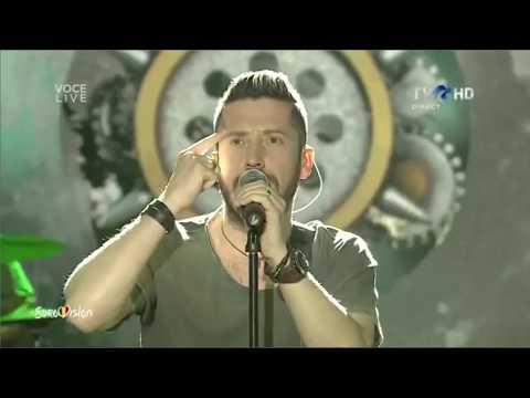 Pragu' de Sus - Te voi chema | A doua semifinală Eurovision România 2018