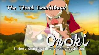 Naruto Shippuden: Ultimate Ninja Storm Generations TGS 2011 Trailer