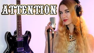 Attention - Charlie Puth (Cover) [Official Music Video by Ivana] Lyrics in CC