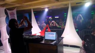 ananda shake live club imago cuk Belgrade ,Digital Chemistry and Psychofusion ORG