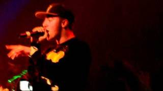 Mac Miller- Kool Aid and Frozen Pizza (Live) (11/30/10) Toads Place