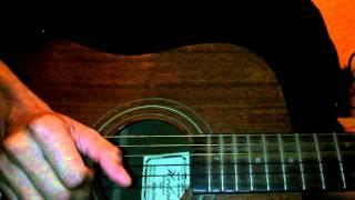 Se busca (Guitarra acústica-Cover) Por: SG