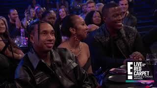 Nicki Minaj Shoots at Michael B. Jordan? || E! People's Choice Awards || STeeLE TV