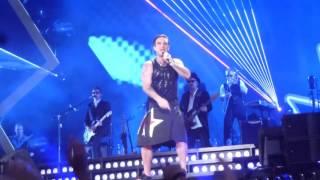Robbie Williams - Rock DJ @ Goffertpark Nijmegen 4/7/2017