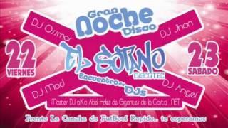 Encuentro de DJs - Discotec EL SOTANO
