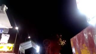 Fogo de artificio em Ponte da Barca