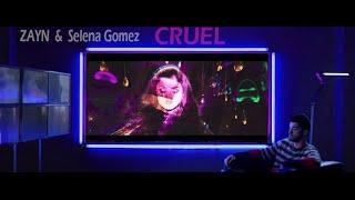 Snakehips - Cruel (Mushup video) ft. ZAYN & Selena Gomez