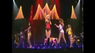 Christina Aguilera - Dirrty Live Back to Basics Tour