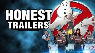 Honest Trailers - Ghostbusters (2016)
