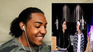 Fake Love,Broccoli & Caroline - Drake,D.R.A.M. & Amine (William Singe & Alex Aiono Mashup) REACTION