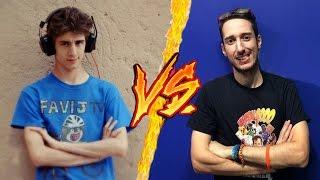 Favij VS Dexter - Battaglia Rap Epica - Manuel Aski