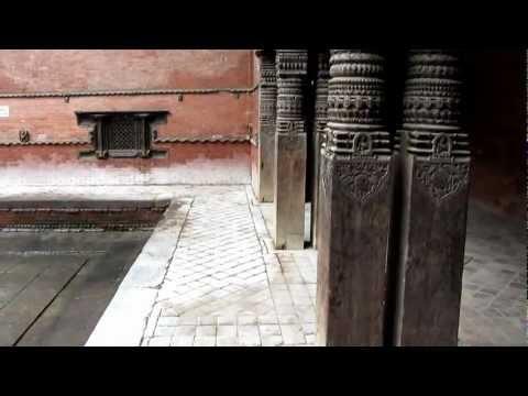 Tempels Katmandu Nepal 15de tot 18de eeuw Unesco Werelderfgoed