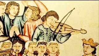 Music from medieval to baroque period