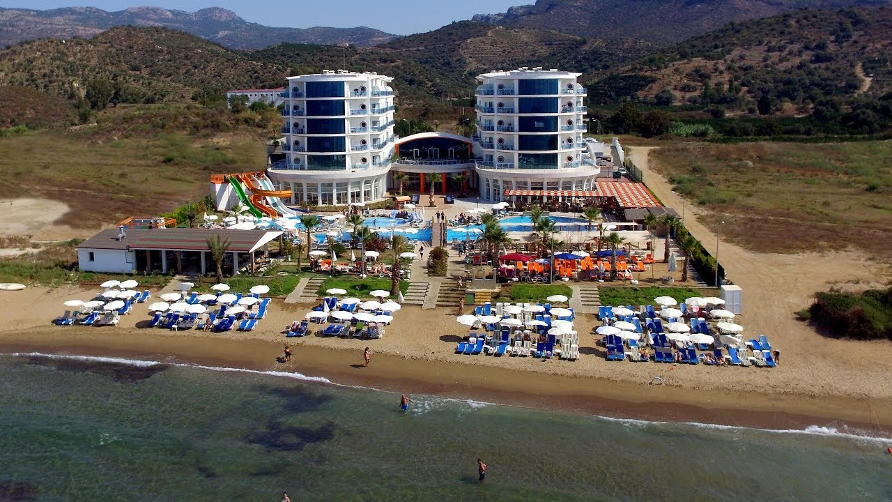 Hotel Notion Kesre Beach Turcia (3 / 14)