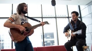 The Vaccines - Teenage Icon (acoustic) (Live on 89.3 The Current)