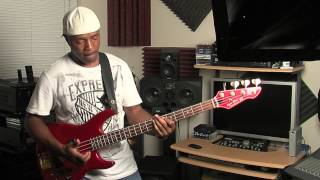 Bass Solo Cover - Gap Band (Early In The Morning)