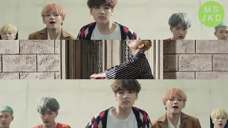 BTS - Fire Not Today these Blood Sweat & Tears Mashup