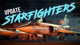 'STARFIGHTERS' UPDATE / WAR THUNDER