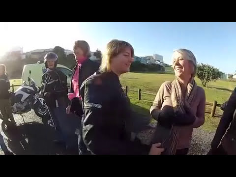 Brekfis-Bike-Run na Houtbaai