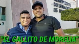 """EL SON DE """"EL GALLITO DE MORELIA"""" EL GIGANTE DEL PRETAL DE LAZO - BANDA EL ROSARIO  (2017)"""
