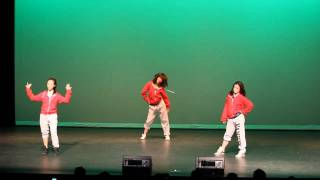 Black Eyed Peas - Boom Boom Pow dance cover @ East2West: Destination Korea