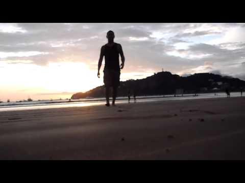 Beach Sunset SJDS, Nicaragua