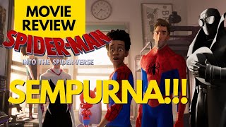 Review SPIDERMAN INTO THE SPIDER-VERSE (2018) Indonesia