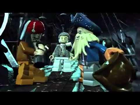 Karayip Korsanları Ölü Adamın Sandığı   LEGO Oyun HQ