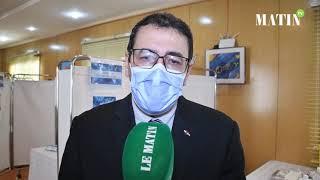 Le CHU Ibn Rochd fin prêt pour la campagne de vaccination