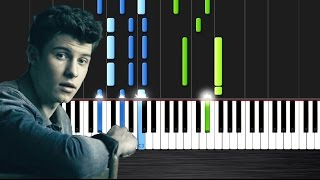 Shawn Mendes - Treat You Better - Piano Cover/Tutorial by PlutaX
