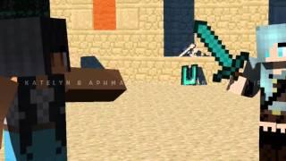 Katelyn & Aphmau - True Friend (Katelyn & Aphmau) Minecraft Diaries (Music Video)