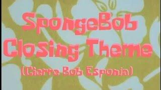 SpongeBob Production Music SpongeBob Closing Theme