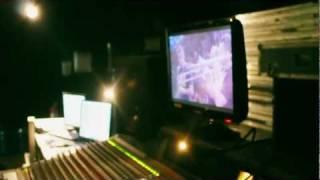 """Thalles Roberto - Gravação do audio CD e DVD """"Uma Historia Escrita Pelo Dedo de Deus"""""""