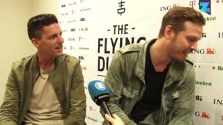 Dj-duo Firebeatz in vuur en vlam op The Flying Dutch