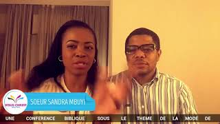 Concert de la Sœur Sandra MBUYI à Brazzaville