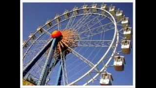 a vida é tipo roda gigante montagem