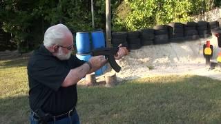 Micro Draco Pistol