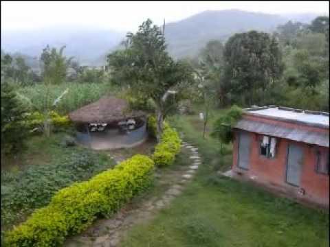 110606 Pokhara trekking Sarangkot to Naunanda.avi