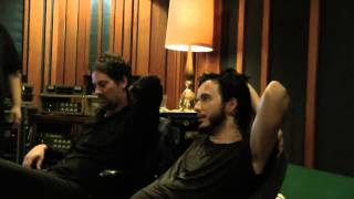 Reignwolf in the studio with Phil Ek