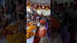 बांगरमऊ सफीपुर उंगू में माननीय स्वामी प्रसाद मौर्या जी के  साथ उन्नाव से लोकप्रिय सांसद साक्षी महारा
