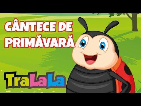 Ghiocelul și buburuza - Colecție cu cântece de primăvară pentru copii