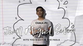 Juan Miguel Severo Hits You Right In The Feels | Chalk