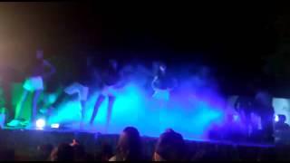 Grupo de Dança Música aviões do Forró