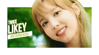 "TWICE ""LIKEY"" Instrumental With Backing Vocal"