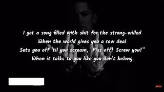 Eminem Venom (Lyrics)