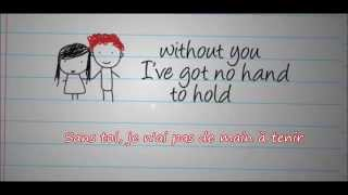 We The Kings ~ Sad Song (traduction française)